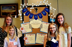 """<div style=""""text-align:center"""">DAR American History Essay Contest Winners</div>"""
